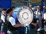 Inverurie Pipe Band