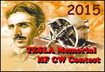 Tesla Memorial HF CW Contest