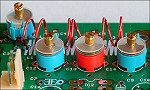 Low pass filter for DRA818U