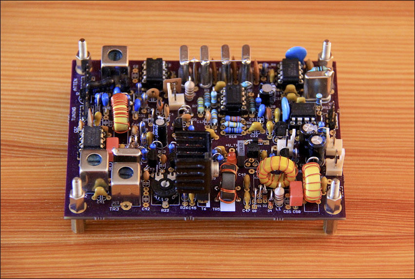 Sa612 Mixer Circuits