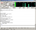 Reception of a bpsk QSO