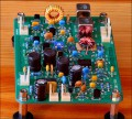 Populated board of a direct conversion receiver
