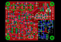 PCB in Eagle, HF SSB Receiver
