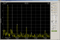 SI5351a harmonics after filter