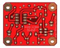 PCB for converter VLF SAQ Grimeton